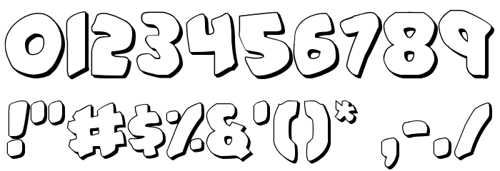 #44 Font Shadow फ़ॉन्ट अन्य घर का काम