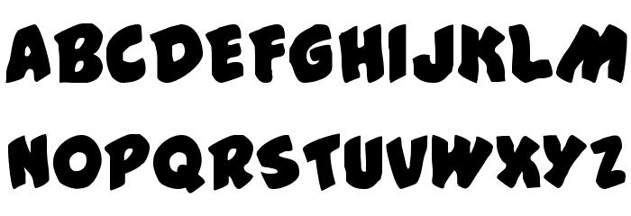 #44 Font फ़ॉन्ट अपरकेस