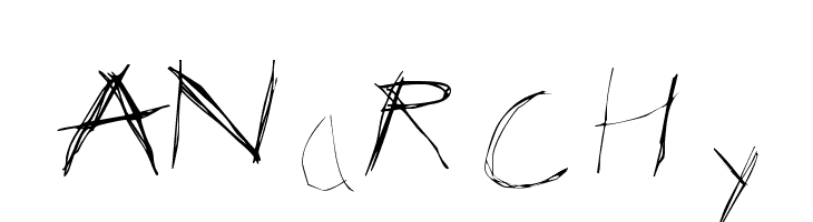 ANaRcHy  免费字体下载