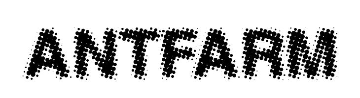 AntFarm  Free Fonts Download