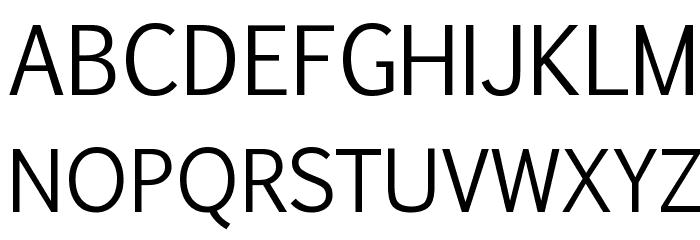 Euphemia UCAS Font UPPERCASE