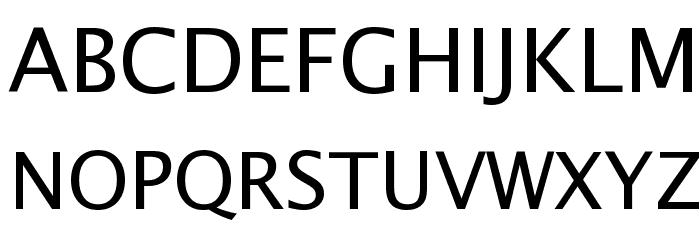 Lucida Sans Unicode Fuentes MAYÚSCULAS