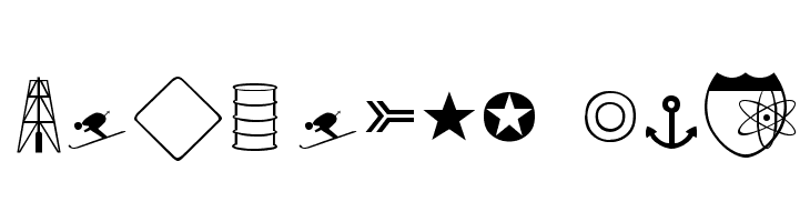 Mapmaker Thin Free Fonts Download