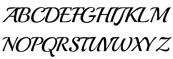 Playball Font UPPERCASE