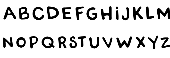 RWATangoCharlie-Slanted 字体 小写
