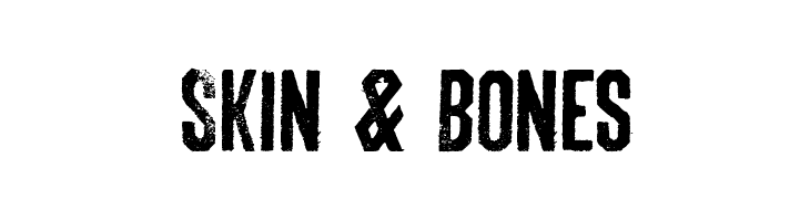 Skin & Bones Free Fonts Download