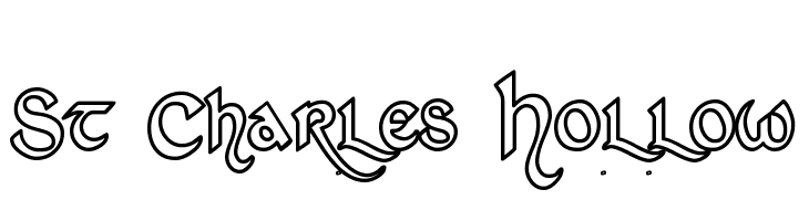 Charles Wright Font Free Download