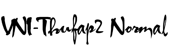 VNI-Thufap2  Normal  Free Fonts Download