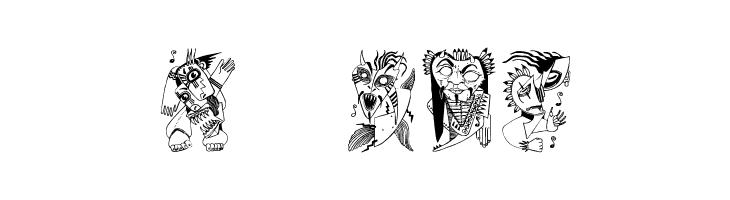 Z-Most Devil  免费字体下载