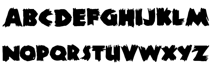ZombieA Free Fonts Download